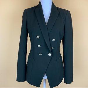 WHBM jacket blazer black al season